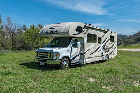 Exterior view - Road Bear RV, C28-30S