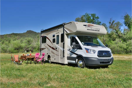 Exterior view - Road Bear RV, C21-23