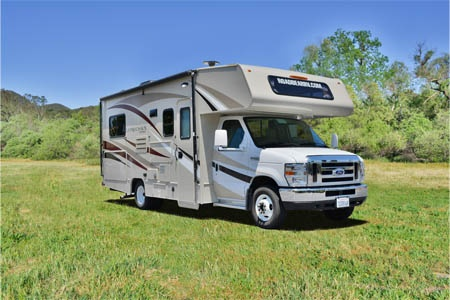 Exterior view - Road Bear RV, C22-24