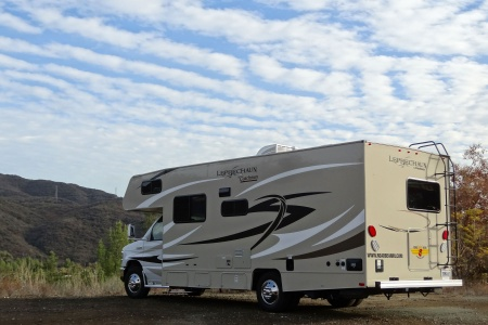 Exterior view - Road Bear RV, C23-26