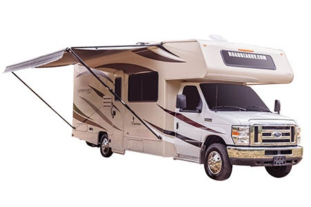 Exterior view - Road Bear RV, C25-27S