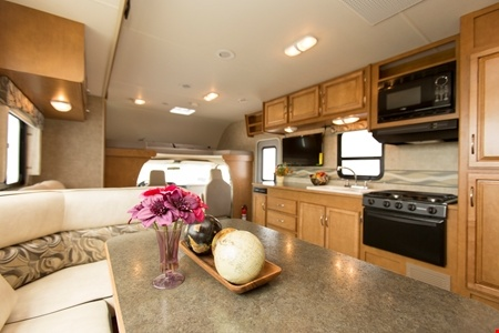 Interior view - Star RV, Perseus C30-33