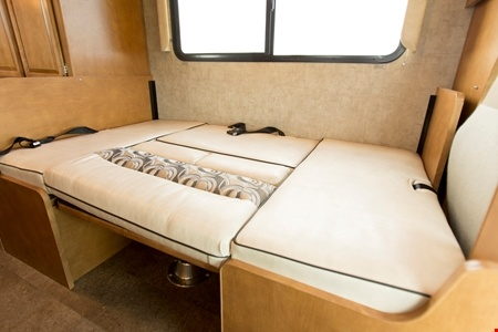 Interior view - Star RV, Taurus C22-25