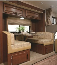 Interior view - Star RV, C28-31S