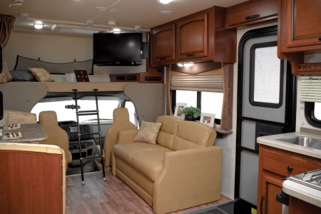 Interior view - Star RV, C31S