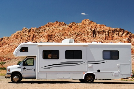 Exterior view - Star RV, C31S