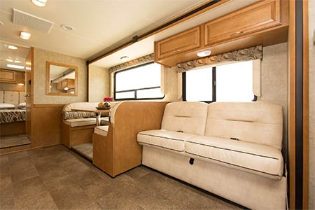 Interior view - Star RV, C30 Perseus (2018)
