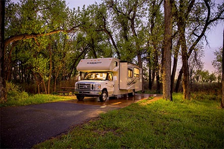 drivers licence for rv in usa