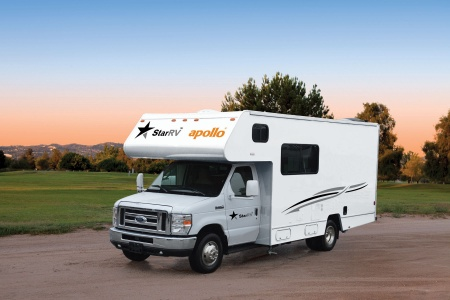 Exterior view - Star RV, C22-25
