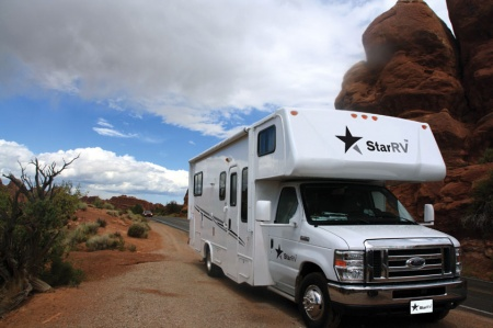 Exterior view - Star RV, C25S