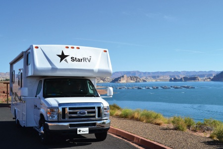 Exterior view - Star RV, C25S (C25-27)